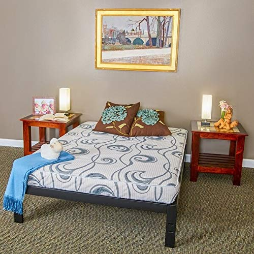Wolf Mattress Wolf Sleep Comfort 7-inch Innerspring Mattress Twin