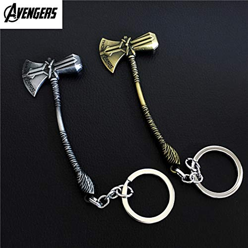 Amazon.com: Llavero de Marvel Avengers: Endgame Nidavellir ...