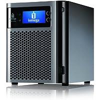 Iomega StorCenter px4-300d Network Storage, 12TB 4-bay (4x3TB) 35101