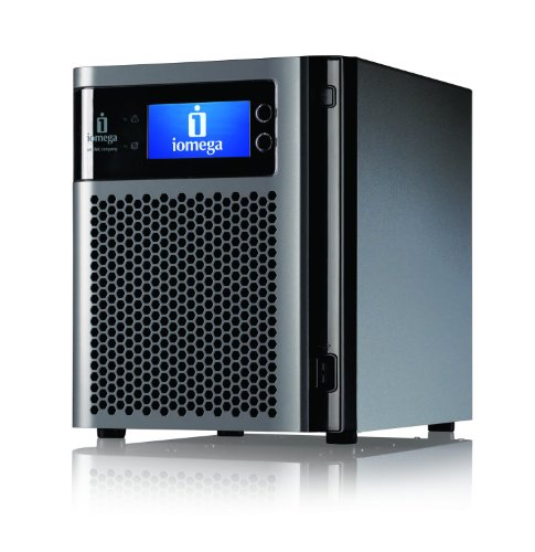 Iomega StorCenter px4-300d Network Storage, 12TB 4-bay (4x3TB) 35101 by Iomega