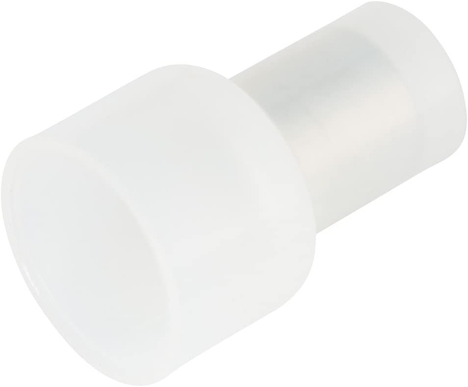 Gardner Bender 20-090 Closed-End Nylon Pigtail Crimp Connectors White Corrosion /& Chemical Resistant Solid /& Stranded Wire 10 Pk. 22-10 Wire Guage AWG