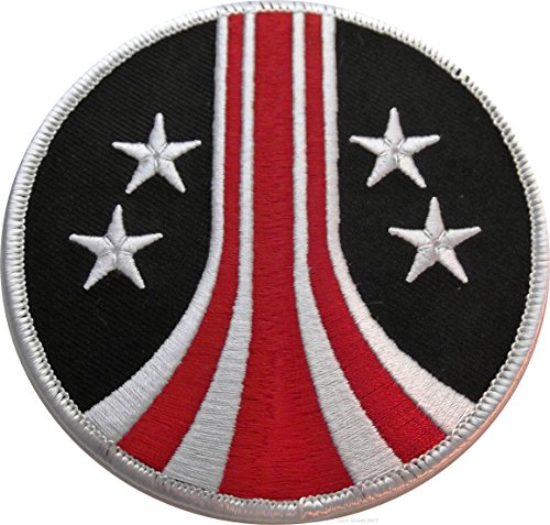 - ALIENS Movie Stars and Bars USC Marines Logo PATCH