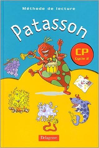 Livres gratuits en ligne Patasson, CP, livre de l'élève epub pdf