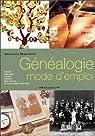 Généalogie, mode d'emploi par Beaucarnot