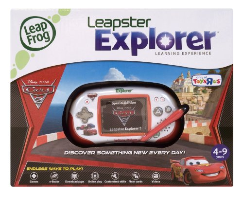Leapster Gs Cars Game