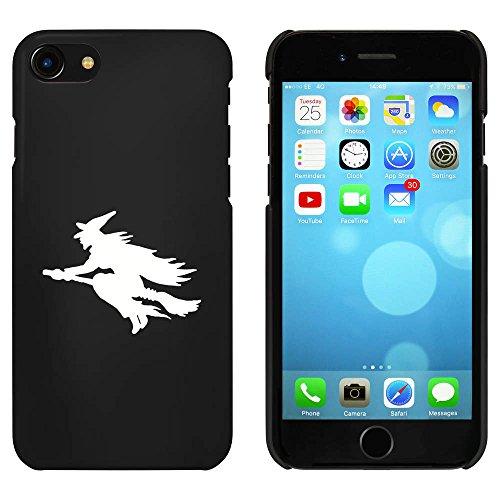 Noir 'Silhouette de Sorcière' étui / housse pour iPhone 7 (MC00058605)