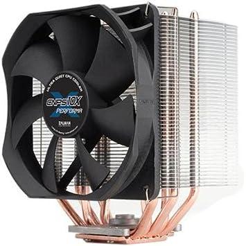 amazon com zalman performa cpu cooling fan cnps10x performa
