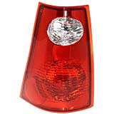 Evan-Fischer EVA15672024026 Tail Light for Ford Explorer Sport Trac 01-05 Lens and Housing Left Side