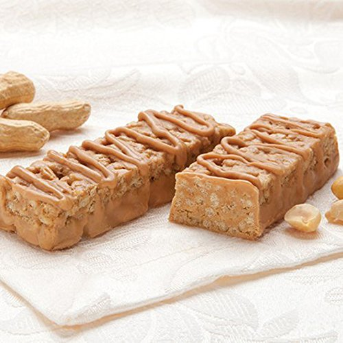 Healthy Diet Chunky Crisp Peanut Butter Protein Bars (7/box) (Chunky Healthy)