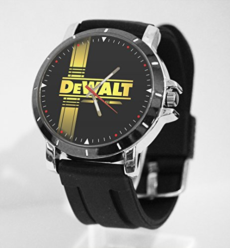 Dewalt Construction Tool Custom Watch Fit Your Bike by Gift watch