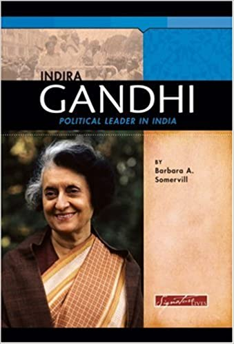 Indira Gandhi: Political Leader in India Signature Lives: Amazon.es: Barbara A. Somervill: Libros en idiomas extranjeros