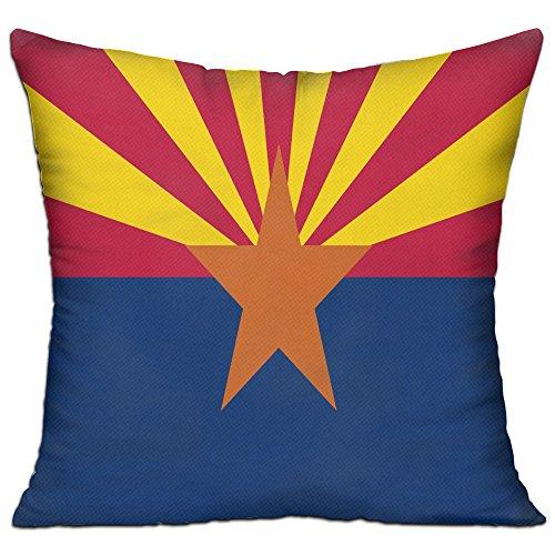 Arizona Flag Fashion Home Throw Pillows