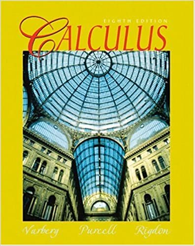 Calculus 8th edition dale varberg edwin j purcell steven e calculus 8th edition 8th edition fandeluxe Choice Image