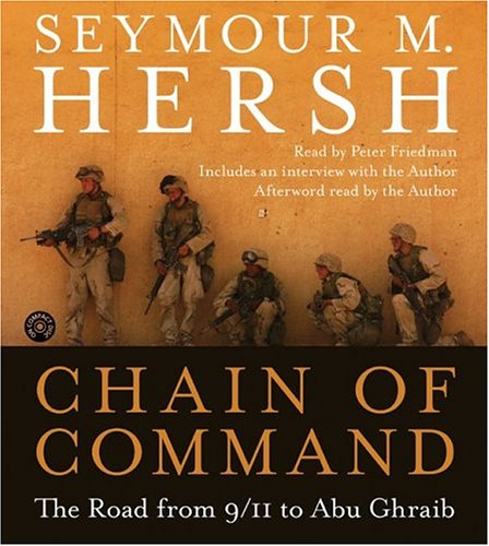 Download Chain of Command CD: The Road from 9/11 to Abu Ghraib pdf
