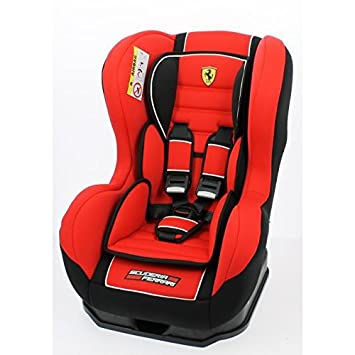 Ferrari Cosmo Sp Car Seat Suitable From Birth To 18 Kg Red Amazon De Baby