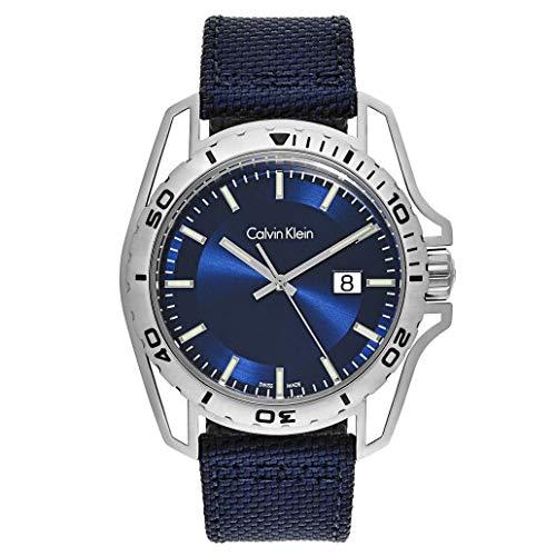 Calvin Klein Earth Men's Quartz Watch K5Y31UVN