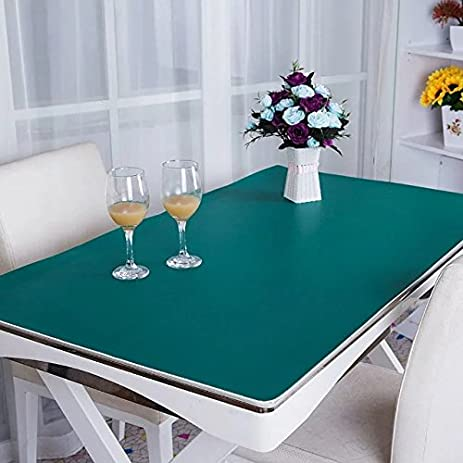 Exceptional PVC Tablecloths WaterProof Table Cover Texture Desk Pad Computer Desk Pad   Thickness 3.5mm