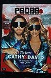 PACHA 48 AGOSTO ANO 2013 IBIZA COVER CATHY DAVID GUETTA THE ICONS ISLAND FASHION MUSIC