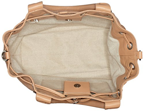 Bogner Capri Elea Bolso totes piel 39 cm beige_sand, beige