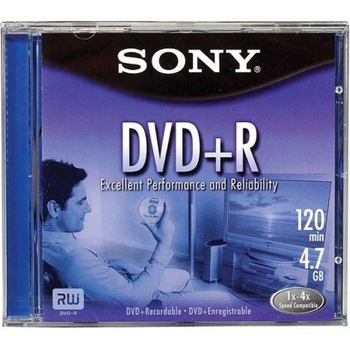 Sony DVD+R 4.7GB-SS DVD