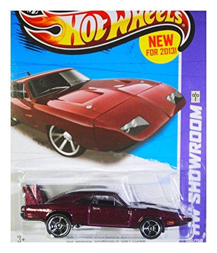 Mattel 2013 Hot Wheels Fast & Furious Hw Showroom - '69 Dodge Charger Daytona (Hot Wheels Fast And Furious Dodge Charger)