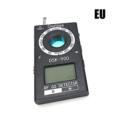 Amazon.com : high-tip Function Full Band Detector DSK-900 Mini Detector for Quelima Multi Detector Finder Mini Detector self Protection Tools, ...