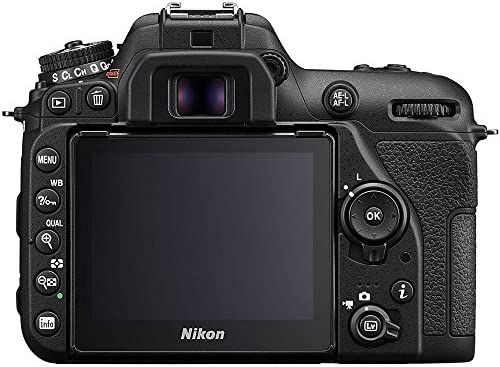 Nikon D7500 20.9MP DX-Format 4K Ultra HD Digital SLR Camera (Body Only) (Renewed) with 16GB Deluxe Lens Bundle 51M6Yk65iXL