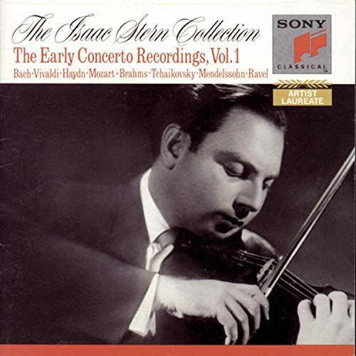 The Isaac Stern Collection: The Early Concerto Recordings, Vol. 1 (Stern Cd Isaac)