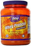 NOW Sports Dutch ChocolateWhey Protein, 2-Pound
