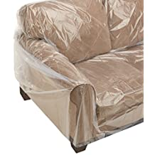 "Furniture Sofa / Couch Cover (1 Pack) protects during moving 152"" x 45"""