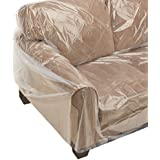 """Uboxes Furniture Sofa/Couch Cover (1 Pack) protects during moving 152"""" x 45"""""""