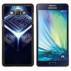 EJOOY---Cubierta de la caja de protección para la piel dura ** Samsung Galaxy A7 A7000 ** --Resumen Cubo