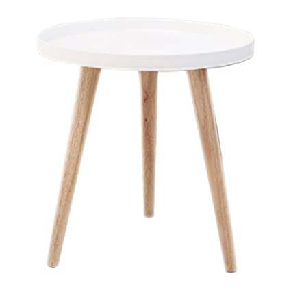 Enjoyable Amazon Com Nubao Pine Wood Side Table Creative Small Coffee Unemploymentrelief Wooden Chair Designs For Living Room Unemploymentrelieforg