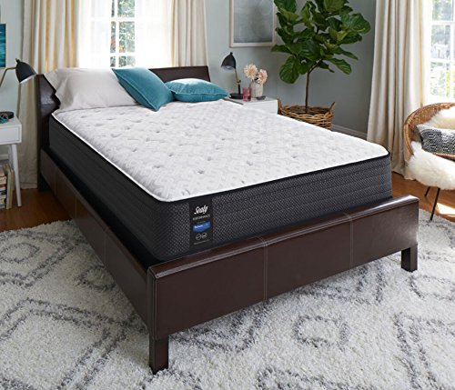 Sealy Response Performance 13-Inch Plush Eurotop Mattress