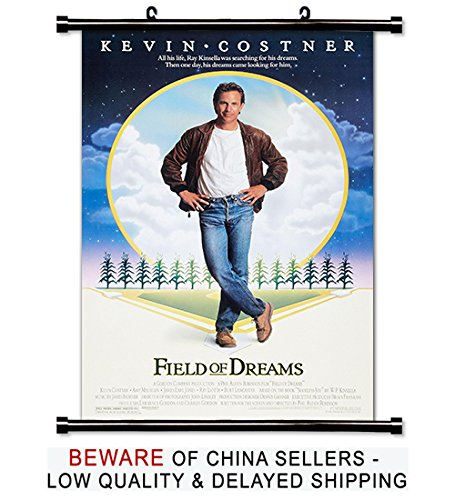 Field of Dreams Movie Fabric Wall Scroll Poster  Inches
