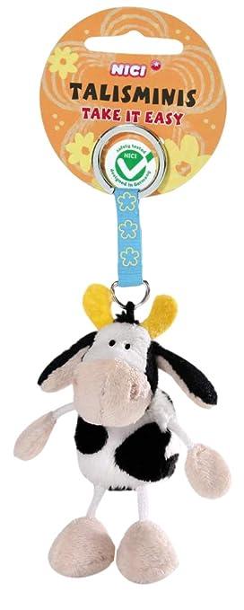 Nici 36,681-7cm vaca llavero Talisminis: Amazon.es: Juguetes ...