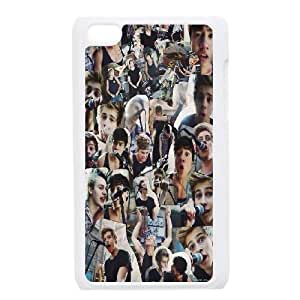 Custom 5 seconds of summer Phone Case, Custom Hard Back Cover Case for iPod Touch 4 5 seconds of summer