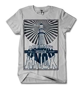 Mallory Knox Camiseta, diseño de faro M