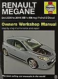 Renault Megane Petrol and Diesel Owner's Workshop Manual (Haynes Service and Repair Manuals) by M. R. Storey (2015-04-09)