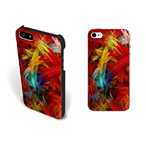Colorful Printing Abstract Case For Samsung Galaxy S5 Cover Personalized Hard Plastic Case For Samsung Galaxy S5 Cover Case Skin in Unique Design