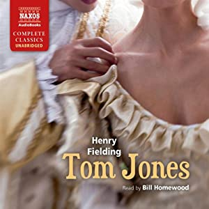 Tom Jones Hörbuch