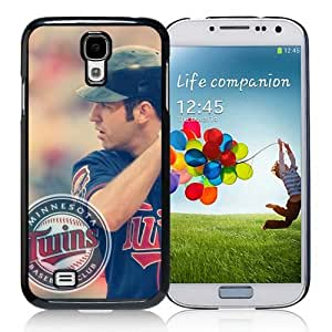 New Style MLB Minnesota Twins Samsung Galaxy S4 I9500 Case Cover For MLB Fans