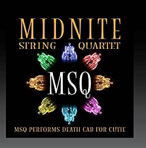 MSQ Performs Death Cab For Cutie