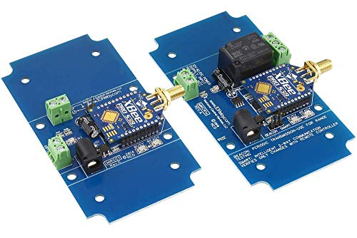 Wireless Contact Closure Relay 1-Channel 10-Amp