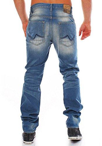 jeans petrol industries sherman bleu