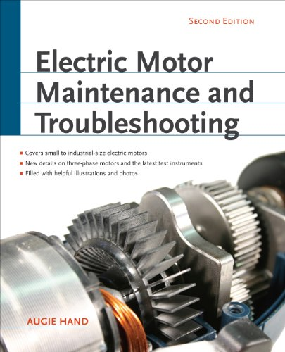 Electric Motor Maintenance and Troubleshooting, 2nd Edition ()
