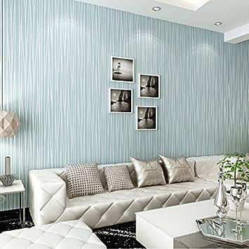 Qihang Non Woven Classic Flocking Plain Stripe Modern Fashion