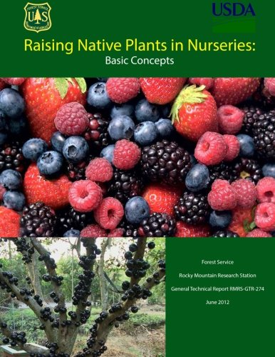 Native Plant Nursery - Raising Native Plants in Nurseries: Basic Concepts