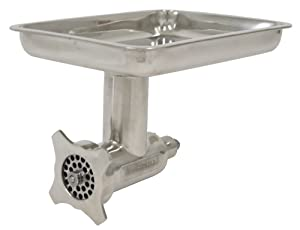 American Eagle Food Machinery AE-G12NH Meat Grinder Attachment Kit Stainless Steel