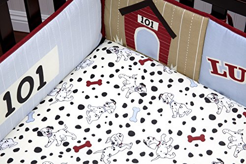 Disney Traditional Padded Bumper, 101 Dalmatians